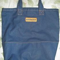 Birkenstock Bagdenim Large Size  Pursebag Photo