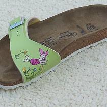 Birkenstock  Birki  Disney Menorca  Shoes  Girls Size  11n  Eu29  New Photo