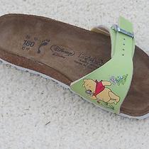 Birkenstock  Birki  Disney Menorca  Shoes  Girls Size  2n  Eu33  New Photo