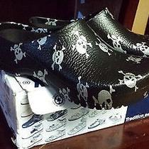 Birkenstock Birki's Skull Design Photo