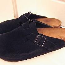 Birkenstock Black Boston Clog Black Size 39 Photo