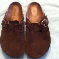 Birkenstock Clogs Size 8 Photo