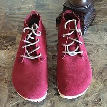 Birkenstock Dundee Suede Shoe Photo