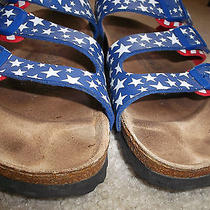 Birkenstock Flag Design 38 Photo