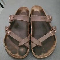 Birkenstock Mayari Sandals Size 36 5 Shoes Photo