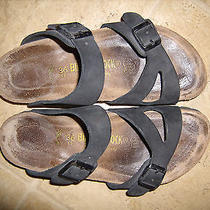 Birkenstock Sandals Size 36 L5 Which Is Ladies' Size 5.5 to 6 Photo