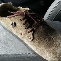 Birkenstock Tan Suede Shoes  Photo
