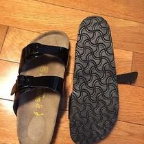 Birkenstock.   Two Strap Sandals. Gently Worn. Plus Free Shipping Photo