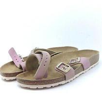 Birkenstock Women's Shoes Flat Sandals Pink Size 9.0 Photo
