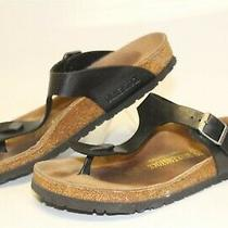 Birkenstock Womens Size 8 39 Gizeh Thong Flat Sandals Germany Made Shoes  Photo