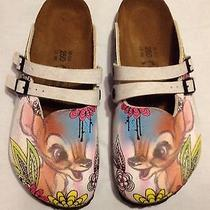 Birkenstocks Disney Clogs Bambi Size Euro 39 Us 8  Photo