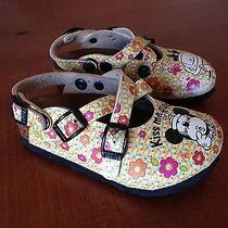 Birkis by Birkenstock Disney Kids Size 8.5 - Mickey Mouse Photo