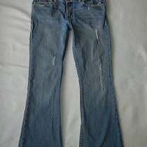 Bke Buckle  Element Distressed Stretch Jeans 28 31 Photo