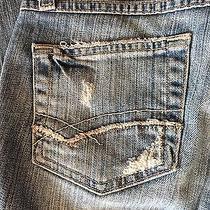 Bke Jeans Element Stretch 27 X 33 1/2  Euc Photo