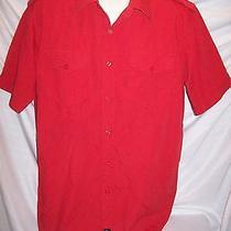 Blac Lacquer Mens Shirt Size L Photo