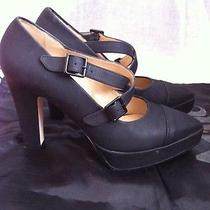 Black Acne Studios Pumps Size 39 (Like New With Dustbag) Photo