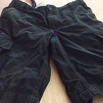 Black Aeropostale Cargo Shorts Photo