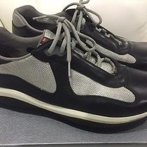 Black and Grey America's Cup Us Size 12 Photo
