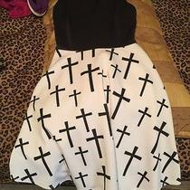 Black and White Dress Photo