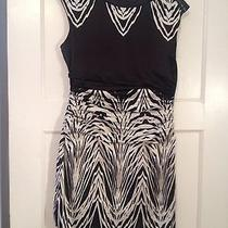 Black and White Dress From the Limited- Size 4 Photo