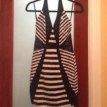 Black and White Sequin Dress Photo