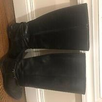 Black Authentic Coach Women's Boots Size Us 8 Photo