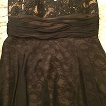 Black Badgley Mischka Cocktail Dress--Great for the Holidays  Photo