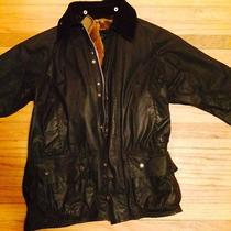 Black Barbour Beaufort 40  Photo