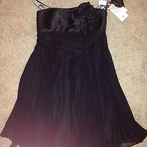 Black Basix Ii Size 4 Formal Dress Photo