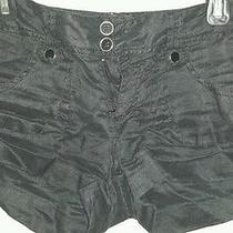 Black Bebe Shorts Size 6 Photo