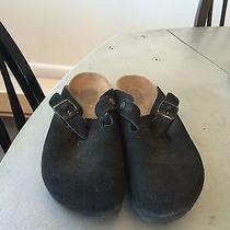Black Birkenstocks  Photo