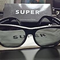 Black/black Basic Retro Super Future Sunglasses  Photo