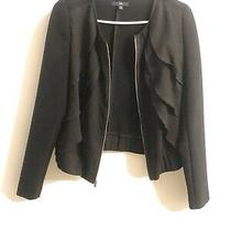 Black Blazer Size Xs  Photo