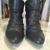 Black Booties Photo