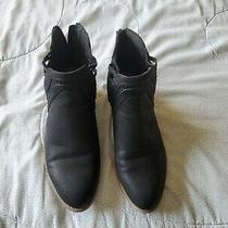 Black Boots 8.5 Womens Photo