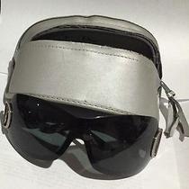 Black Christian Dior Sunglasses Photo