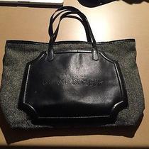 Black Cloth Purse Shopper Photo