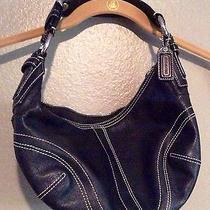 Black Coach Bag Photo