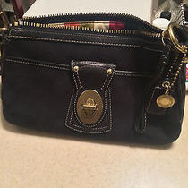 Black Coach Bag Small Photo