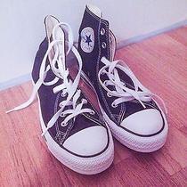 Black Converse  Photo