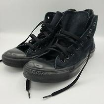 Black Converse All Star High Top Size Mens 7 Photo
