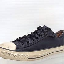 Black Converse X All Star John Varvatos Shoes Size 10 Mens 12 Womens  Photo