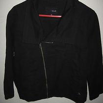 Black Cotton Hurley Jacket Photo