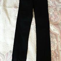 Black Debenhams Red Herring Skinny Lulu Jeans Size 6 Photo