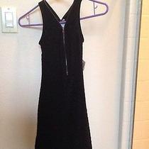 Black Dress Short. Mini  Photo