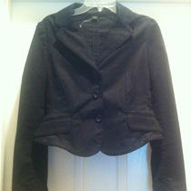 Black Express Blazer Size 10 Photo