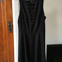 Black Express Dress - Medium Photo