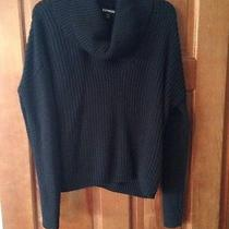 Black Express Sweater Small Photo