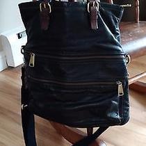 Black Fossil Explorer Bag Photo