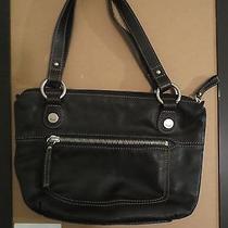 Black Fossil Handbag - Long Live Vintage Collection Photo